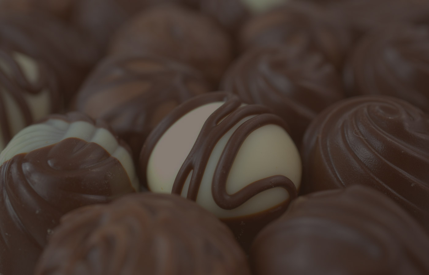 Make your own assorted Chocolate